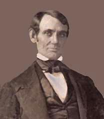 Abraham Lincoln, Daguerreotype, Courtesy Library of Congress
